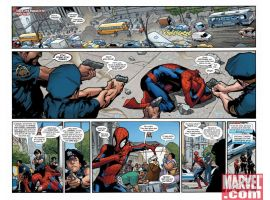 ULTIMATE SPIDER-MAN #125, page 5-6