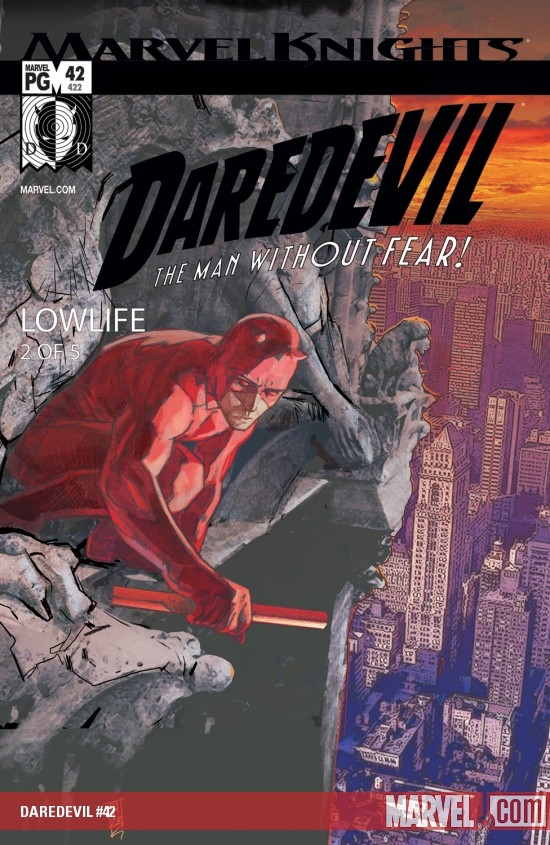 DAREDEVIL #42