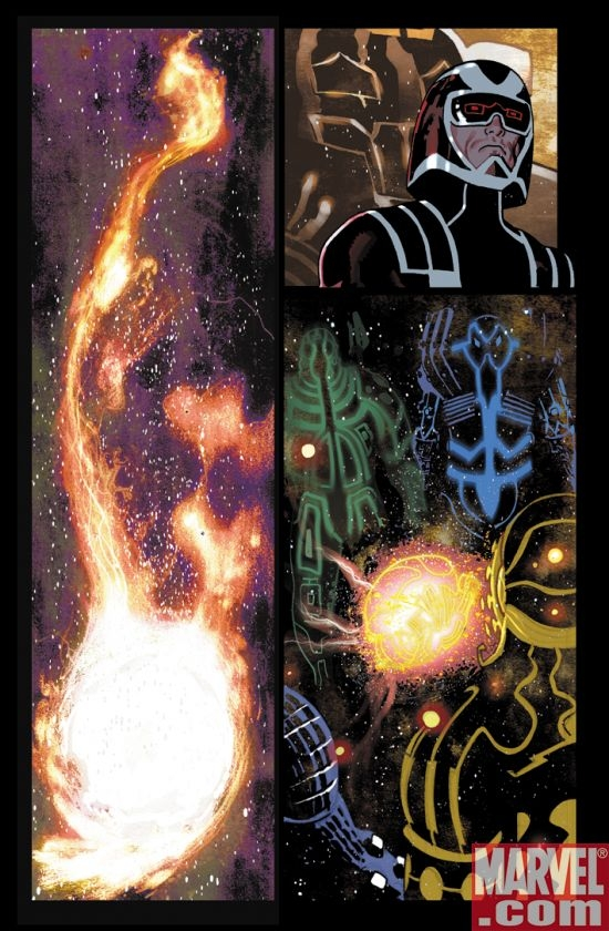 ETERNALS #2 Interior Art