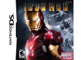 Iron Man video game for Nintendo DS