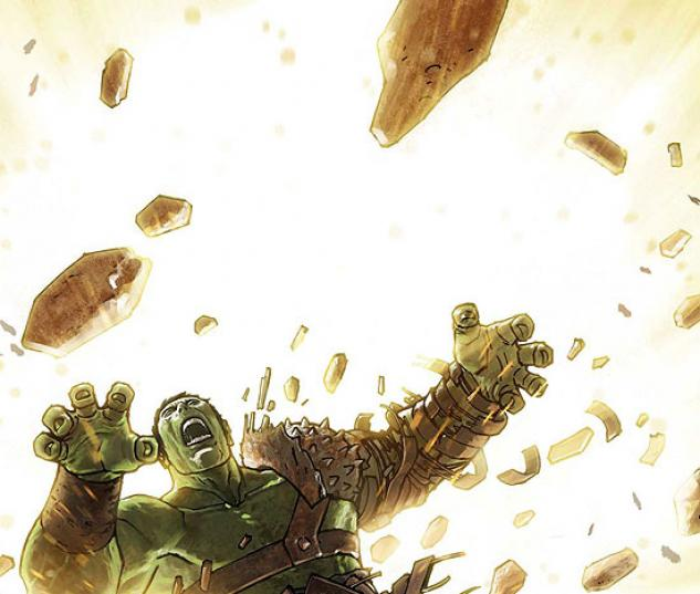 INCREDIBLE HULK #105 COVER