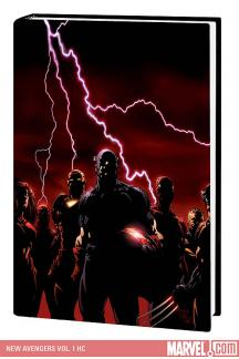 New Avengers Vol. 1 (Hardcover)