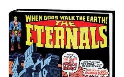 Eternals by Jack Kirby (Hardcover)