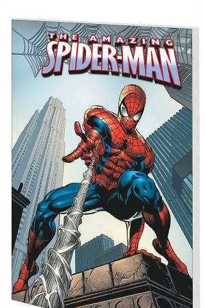 AMAZING SPIDER-MAN VOL. 10: NEW AVENGERS TPB (2005) thumbnail