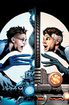 Ultimate Fantastic Four (2003) #21 (variant cover)