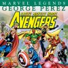 AVENGERS LEGENDS VOL. II: GEORGE PEREZ BOOK I TPB COVER