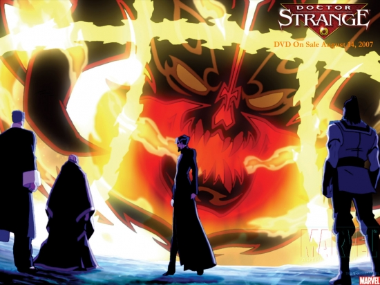 Dr. Strange: Facing the Enemy