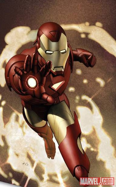 Iron Man Extremis Armor | Marvel.com