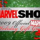 The 2009 Official Marvel Holiday Video Gift Guide