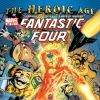 FANTASTIC FOUR #580 cover by Alan Davis