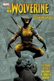 Wolverine Saga #1
