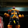 Thanos statue from Sideshow Collectibles at Toy Fair 2011
