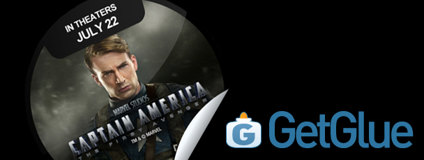 Check-In To Captain America On GetGlue