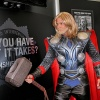 Thor Costumes: Jay Tallsquall as Thor
