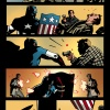 Captain America AAFES Special preview art by Shawn Martinbrough