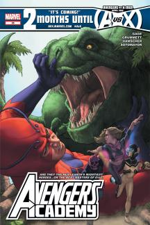Avengers Academy (2010) #25