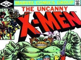 Uncanny X-Men #156 Cover