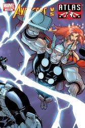 Avengers Vs. Atlas #2 