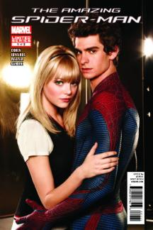 Amazing Spider-Man: The Movie #1