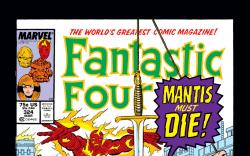 Fantastic Four (1961) #324 Cover