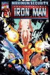Iron Man (1998) #35 Cover