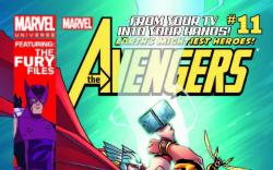 MARVEL UNIVERSE AVENGERS EARTH'S MIGHTIEST HEROES 11