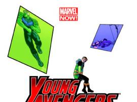 YOUNG AVENGERS 2 (NOW)