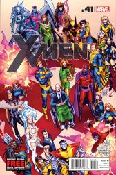 X-Men #41 