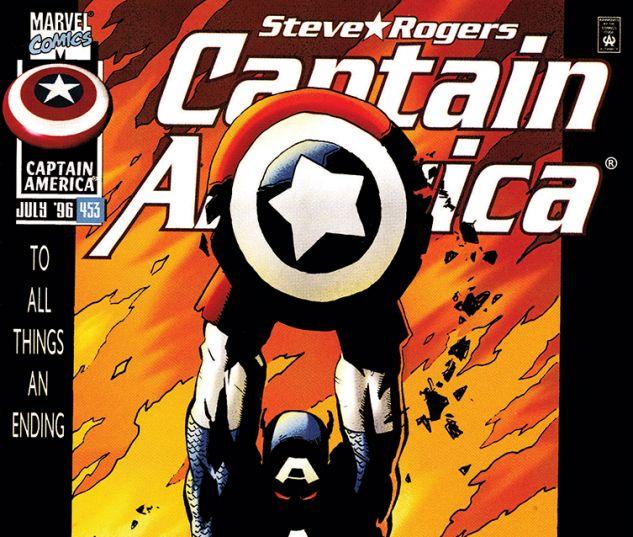 Captain America (1968) #453