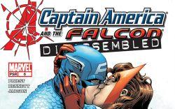 Captain America and the Falcon (2004) #6