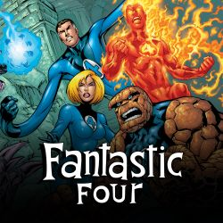Fantastic Four (1998 - 2012)