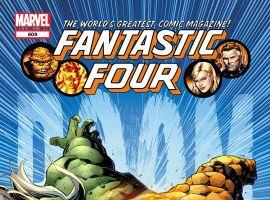Fantastic Four (1998) #609
