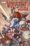 Wolverine Weapon X (2009) #12