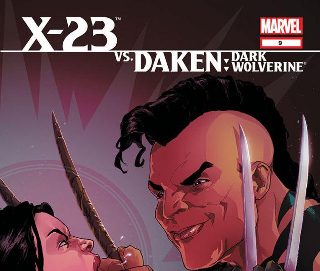 X-23 (2010) #9