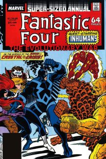 Fantastic Four Annual #21