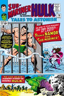 Tales to Astonish #70