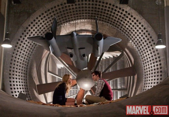Nicholas Hoult and Jennifer Lawrence star as Beast and Mystique in X-Men: First Class