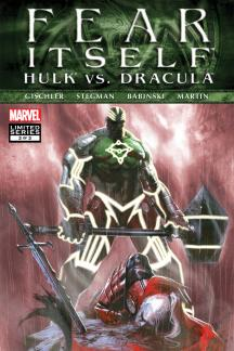 Hulk Vs. Dracula (2011) #3