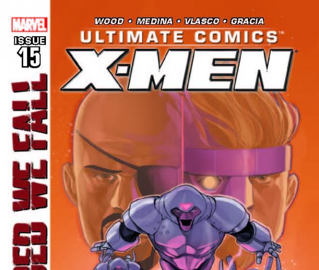 ULTIMATE COMICS X-MEN 15 (WITH DIGITAL CODE)