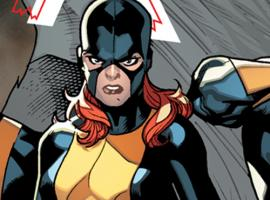 Through the Eyes of the X-Men: Marvel Girl