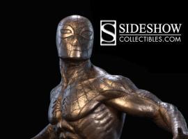 New Spider-Man Sideshow Classics Statue