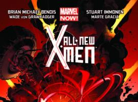 ALL-NEW X-MEN 3 3RD PRINTING VARIANT (NOW, WITH DIGITAL CODE)
