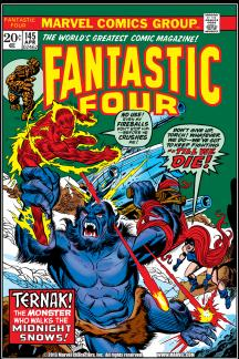 Fantastic Four (1961) #145
