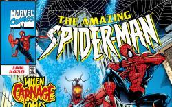 Amazing Spider-Man (1963) #430 Cover