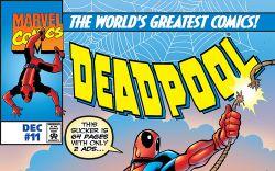 Deadpool (1997) #11