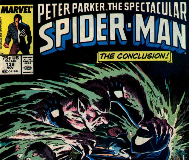 Peter Parker, the Spectacular Spider-Man (1976) #132