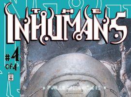 Inhumans (2000) #4