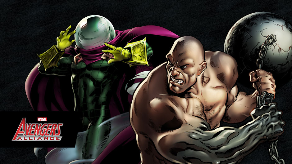 Marvel: Avengers Alliance: Chapter 7