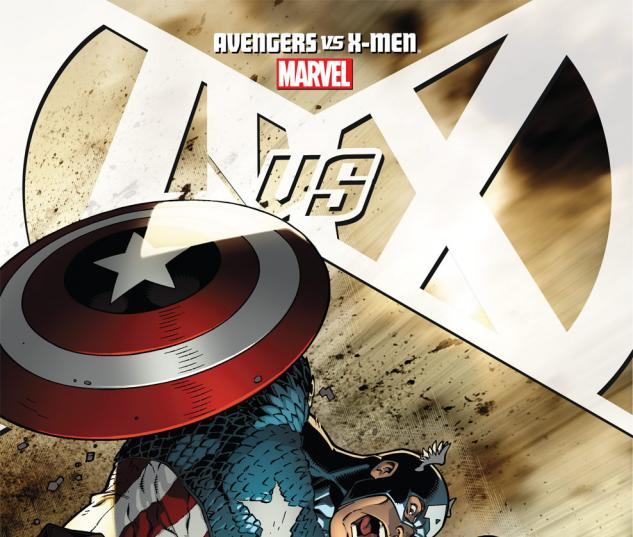 Avengers VS X-​Men (2012) #1 (Stegman Variant)