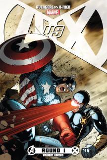 Avengers Vs. X-Men #1  (Stegman Variant)